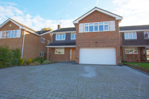 Sylvan Tryst, Billericay. 5 bedroom detached house for sale