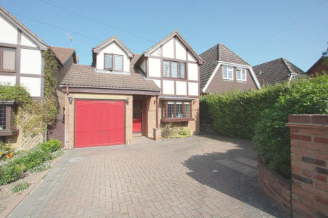 Little Norsey Road, Billericay. 4 bedroom detached house for sale