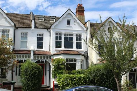 Rosebery Road, Muswell Hill. 3 bedroom flat