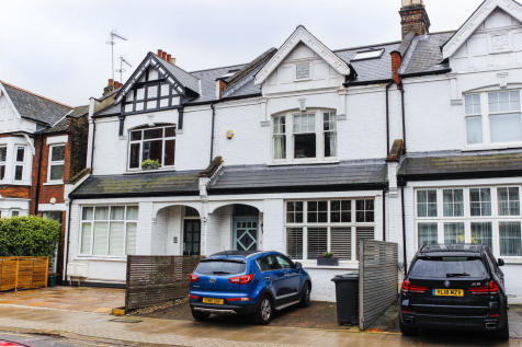 Gisburn Road, Crouch End. 4 bedroom terraced house for sale