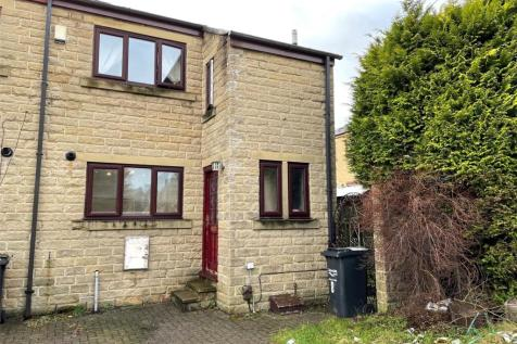 Spring Hall Court, Pellon, Halifax, HX1. 3 bedroom end of terrace house for sale