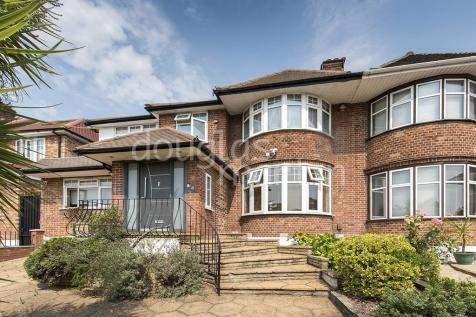 Southbourne Crescent, London NW4. 5 bedroom semi-detached house