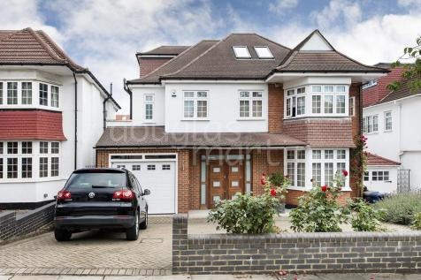 Foscote Road, London NW4. 5 bedroom detached house