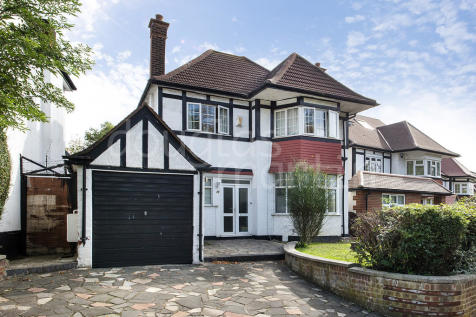 Shirehall Lane, London NW4. 4 bedroom detached house