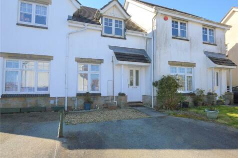 Carthew Close, Liskeard, Cornwall. 2 bedroom terraced house