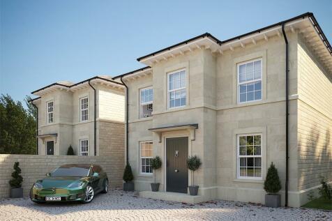 Lansdown Road, Bath, BA1. 5 bedroom detached house