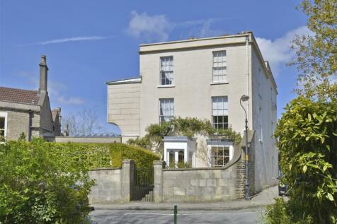 Lansdown, Bath, BA1. 3 bedroom town house for sale