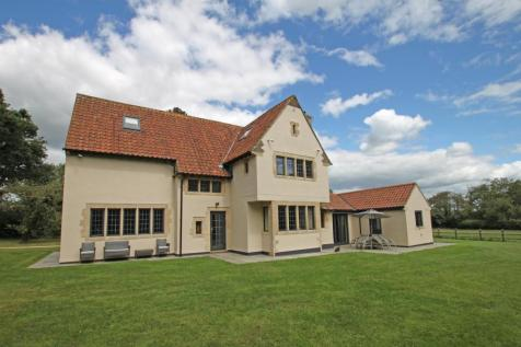Arnolds Hill, Wingfield, BA14. 6 bedroom detached house