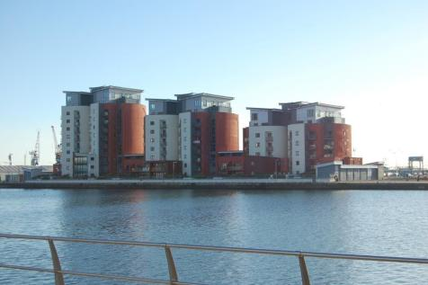 South Quay, SA1 Waterfront, Swansea. 2 bedroom flat