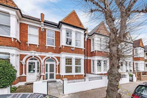 Parklands Road, Furzedown, London. 6 bedroom terraced house for sale