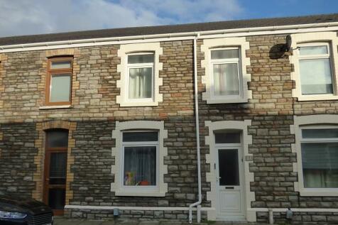 Bevan Street, Port Talbot, Neath Port Talbot. SA12 6ND. 3 bedroom terraced house