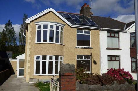 Crymlyn Road, Skewen, Neath . SA10 6DT. 3 bedroom semi-detached house
