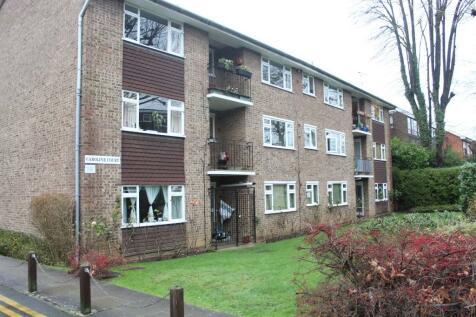 Lovelace Road, Surbiton, Surrey, KT6. 2 bedroom flat