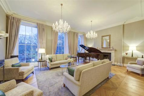 Chester Terrace, London. 7 bedroom terraced house for sale