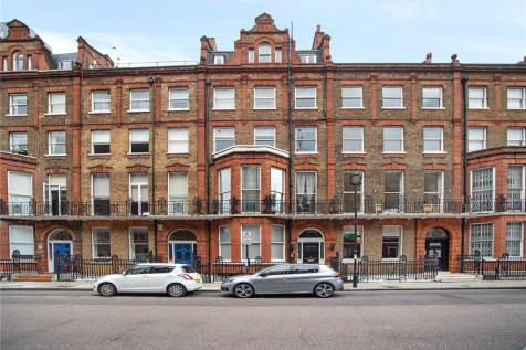 Nottingham Place, London. 1 bedroom flat