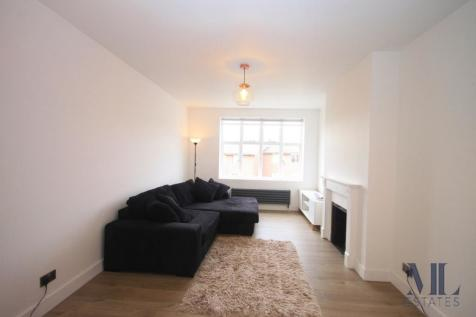 Birchington Court, West End Lane, South Hampstead, NW6. 1 bedroom flat