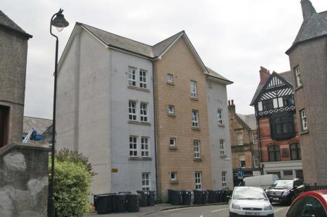 46A Baker Street, Stirling, FK8 1BJ. 1 bedroom flat