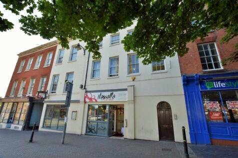 33-35 Broad Street, Worcester. 1 bedroom apartment