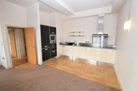 136 The Melting Point, Firth Street, Huddersfield. 1 bedroom apartment
