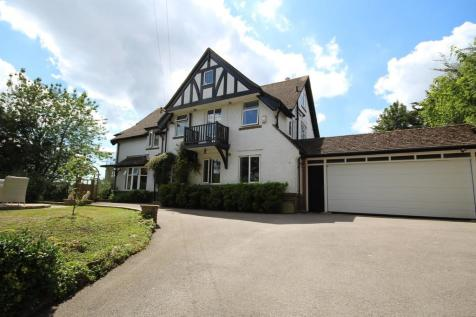 Mill Lane, High Salvington, Worthing BN13 3DE. 5 bedroom detached house