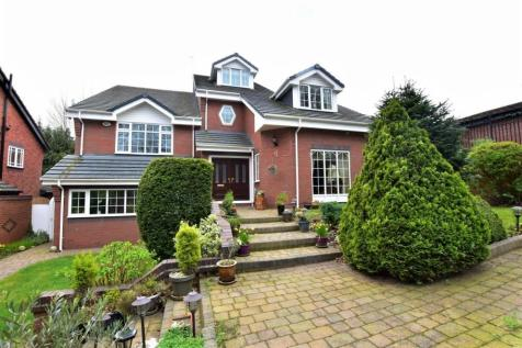 Oakfield Avenue, Liverpool. 5 bedroom detached house for sale