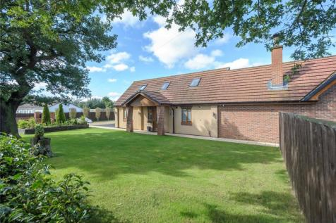Priory Gill, Brasside, Durham, DH1. 4 bedroom detached house for sale