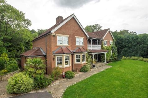 Waterside Gardens, South View, Washington, NE38. 5 bedroom detached house for sale