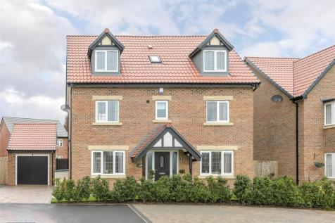 Fowler Wynd, Durham, DH1. 5 bedroom detached house for sale