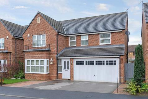 Roundhaven, Durham, DH1. 5 bedroom detached house for sale