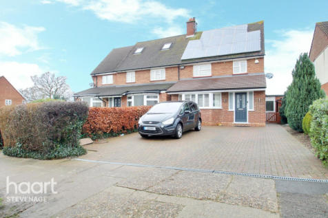 Sish Lane, Stevenage. 4 bedroom semi-detached house for sale