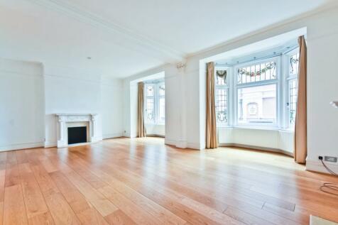 Iverna Court, Kensington. 5 bedroom apartment