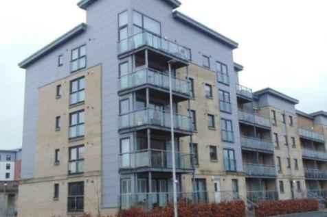 Abbey Place, Paisley. 1 bedroom flat