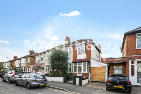 ESSEX ROAD, SOUTH WOODFORD. 3 bedroom semi-detached house for sale