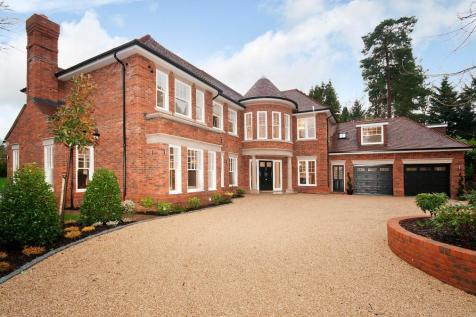 Friary Road, South Ascot. 6 bedroom detached house for sale