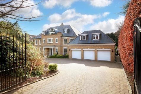 Shrubbs Hill Lane, Sunningdale. 6 bedroom detached house for sale