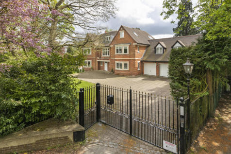 Queens Hill Rise, Ascot. 6 bedroom detached house for sale