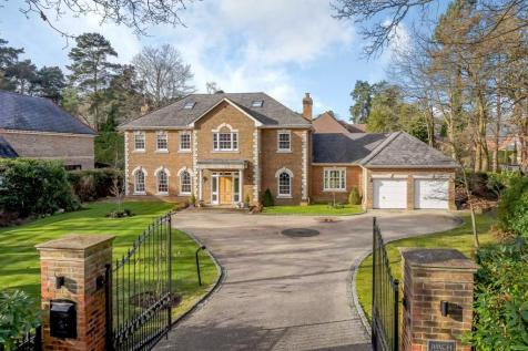 St Mary's Road, Ascot. 6 bedroom detached house for sale