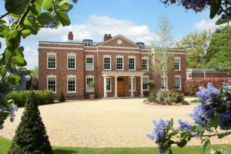 Spring Woods, Wentworth Estate. 6 bedroom detached house for sale