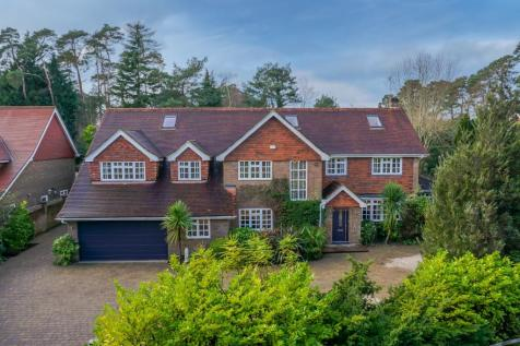 Chanctonbury Drive, Sunningdale. 6 bedroom detached house for sale