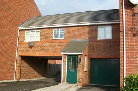 Bateman Close, Crewe. 2 bedroom apartment