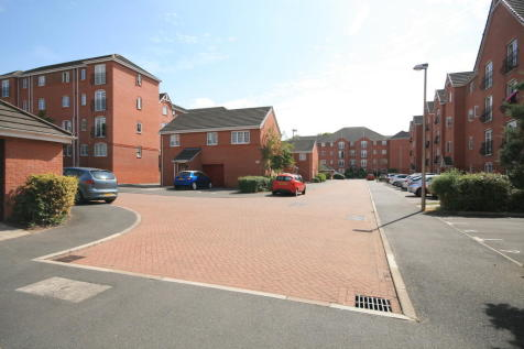 Allan House, The Sidings. 2 bedroom apartment