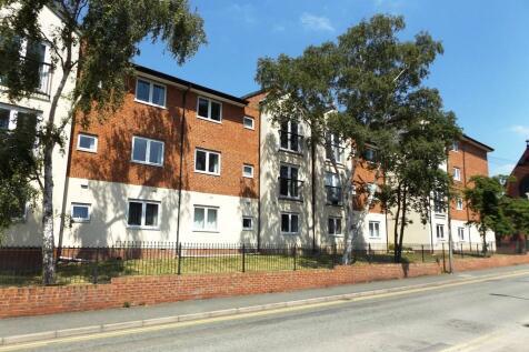 Delamere Court, Crewe. 2 bedroom apartment