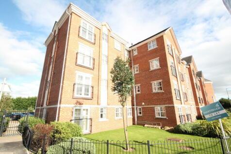 Partridge Close, Crewe, Cheshire. 2 bedroom flat