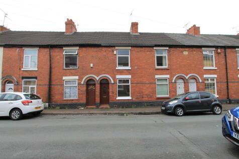 Ridgway Street, Crewe. 2 bedroom terraced house