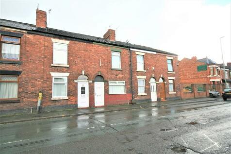 West Street, Crewe. 2 bedroom terraced house