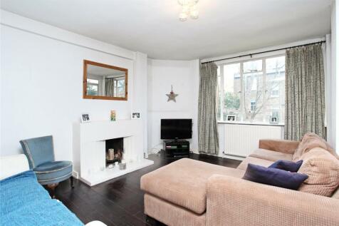 Nightingale Lane, Clapham South, London, SW12. 2 bedroom flat