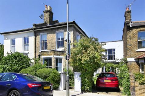 Nottingham Road, Wandsworth Common, London, SW17. 4 bedroom semi-detached house for sale