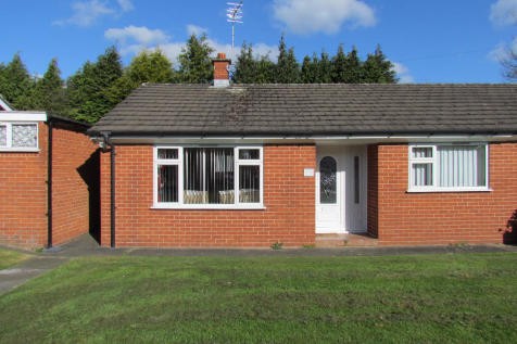Brookfield Estate, SY10. 2 bedroom semi-detached bungalow