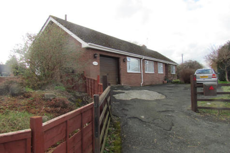 SY5. 4 bedroom detached bungalow