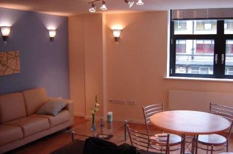 Landmark House, City Centre, Bradford. 1 bedroom flat